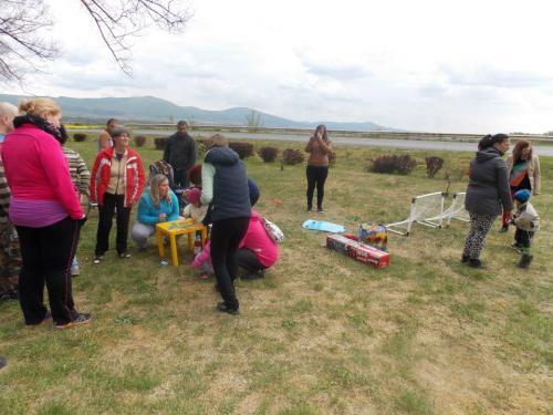 Hernád-parti piknik 2015. 05. 01.