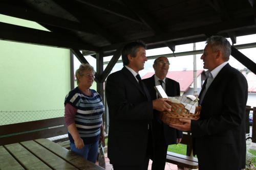 Testvértelepülésünk, Nová Lesná vendége volt Hidasnémeti 2014. augusztus 23-24-én.