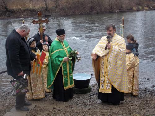 Vízkereszt - Élővíz Szentelés